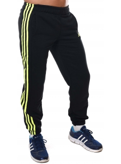 ADIDAS TRENERKA Essentials 3-Stripes Brushed Pants Men
