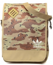ADIDAS TORBICA Shoulder Bag Camo Clear Sand Messenger