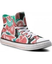 CONVERSE PATIKE Chuck Taylor All Star Watermelon Hi Kids