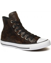 CONVERSE PATIKE Chuck Taylor All Star Metallic Snake Hi