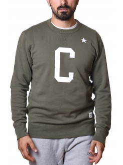 CONVERSE DUKS Essentials Collegiate Star Crew Men