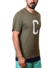 CONVERSE MAJICA Essentials Collegiate Star Tee Men
