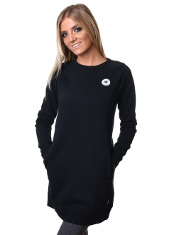 CONVERSE DUKS Core Sweatshirt Dress Women