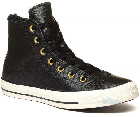 CONVERSE PATIKE Chuck Taylor All Star Leather High Top