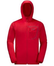 JACK WOLFSKIN JAKNA Hidropore Hooded Men