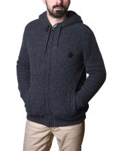 QUIKSILVER DUKS Orokana Zip Up Hooded Jumper Men
