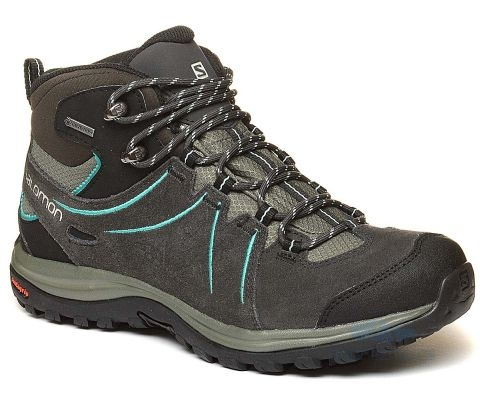 SALOMON CIPELE Ellipse 2 Mid Leather GTX Women