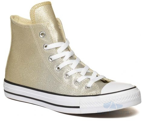 CONVERSE PATIKE Chuck Taylor All Star Ombre Metallic Hi