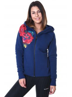 DESIGUAL DUKS Hoodie Training Interlock Women