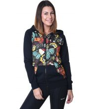 DESIGUAL DUKS Hoodie Training Metamorphosis Women
