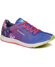 DESIGUAL PATIKE Aldora Fandango Royal and Morado Women