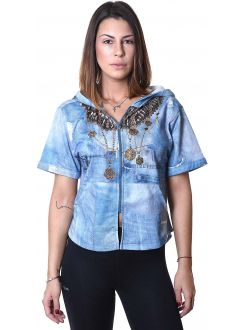 DESIGUAL DUKS  Luxury Jeans Women
