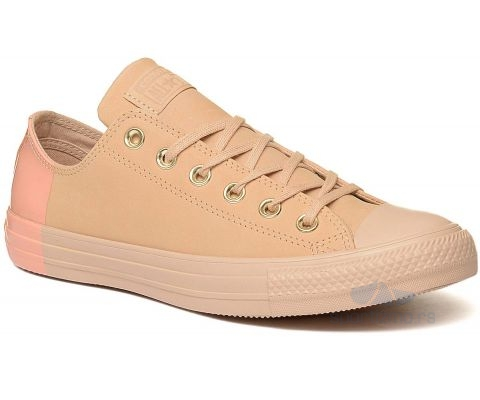 CONVERSE PATIKE Chuck Taylor All Star OX Bio Beige