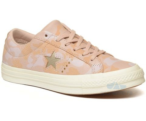 CONVERSE PATIKE One Star Nubuck Gold Camo