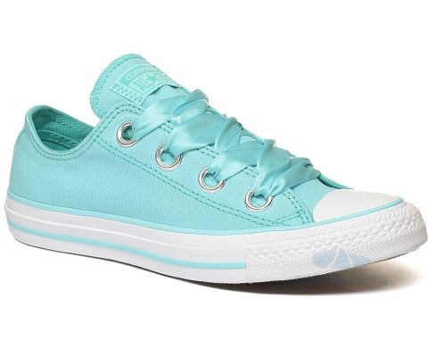 CONVERSE PATIKE Chuck Taylor All Star Big Eyelets Pastel Canvas Low Top
