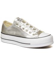 CONVERSE PATIKE Chuck Taylor All Star Platform Lift Canvas Low Top Women