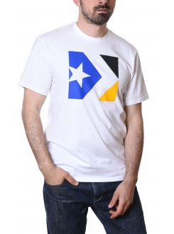 CONVERSE MAJICA Star Chevron Tri Color Tee Men