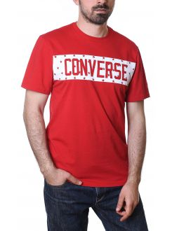 CONVERSE MAJICA Star Block Tee Men
