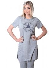 CONVERSE MAJICA Core Chuck Patch Tee Dress Women