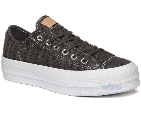 CONVERSE PATIKE Chuck Taylor All Star Lift Herringbone Mesh