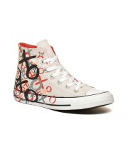 CONVERSE PATIKE Chuck Taylor All Star Print Hi