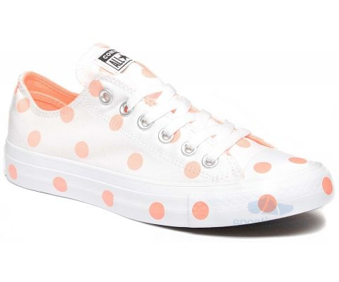 CONVERSE PATIKE Chuck Taylor All Star Polka Dots Women
