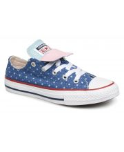CONVERSE PATIKE Chuck Taylor All Star Double Tongue Star Perf Ox