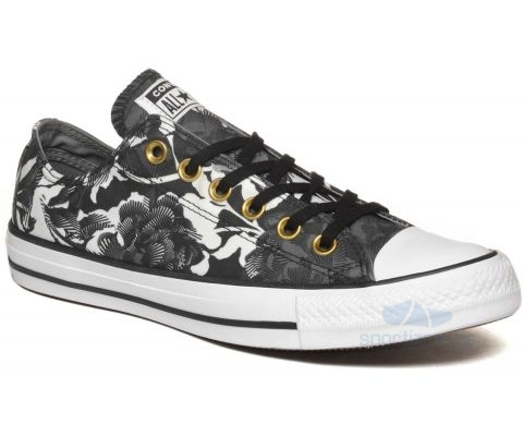 CONVERSE Chuck Taylor All Star Floral Print Ox