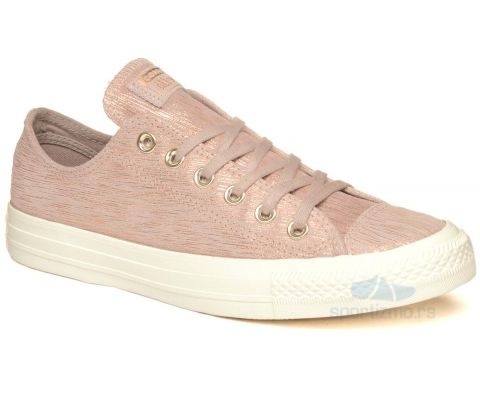 CONVERSE Chuck Taylor All Star Precious Metal Suede Low Top