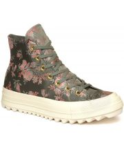 CONVERSE Chuck Taylor All Star Lift Ripple Floral High Top
