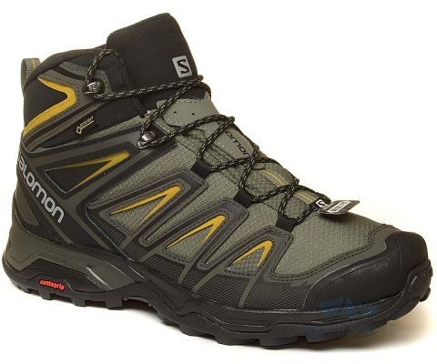 SALOMON CIPELE X Ultra 3 Wide Mid Gtx Men