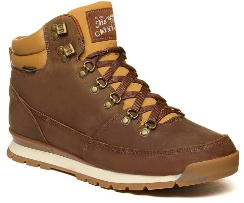 THE NORTH FACE CIPELE Back To Berkeley Redux Leather Men