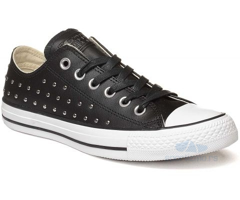 CONVERSE Chuck Taylor All Star Leather Stud Low