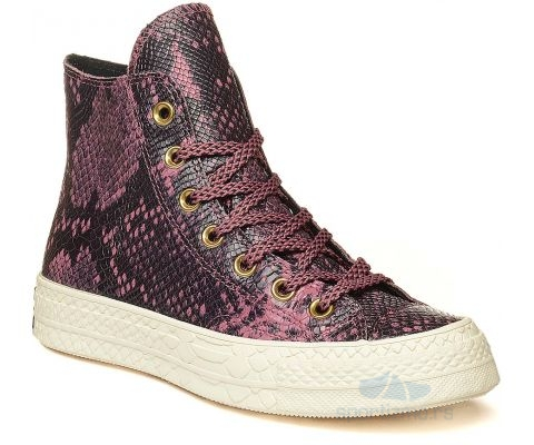 CONVERSE PATIKE Chuck 70 Leather Hi Women