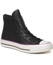 CONVERSE PATIKE Chuck 70 Street Warmer Leather High Top