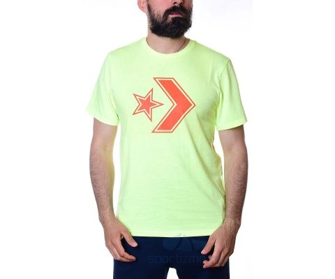 CONVERSE MAJICA Outlined Star Chevron Tee Men