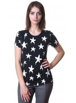 CONVERSE Graffiti Star Crew Tee Women