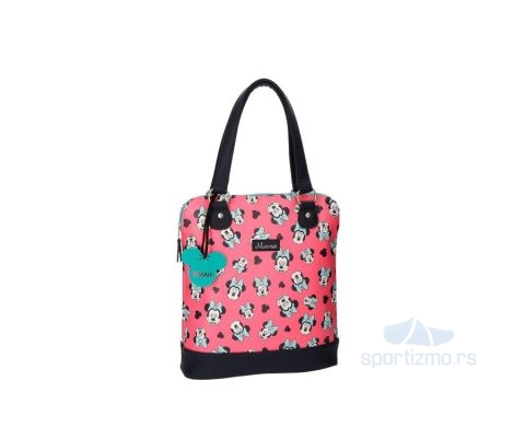 MOVOM TORBA Minnie Mouse Shopping Torba