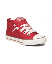 CONVERSE PATIKE Chuck Taylor All Star Street Pinstripe Junior Mid Top