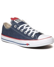 CONVERSE PATIKE Chuck Taylor All Star Denim Star Top Low