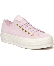 CONVERSE PATIKE Chuck Taylor All Star Rilly Thrills  Lift Scallop