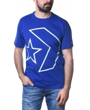 CONVERSE MAJICA Tilted Star Chevron Tee Men
