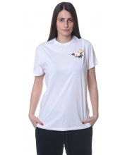 CONVERSE MAJICA Floral Basketball Relaxed Tee Women