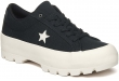 CONVERSE PATIKE One Star Lugged Platform Low Top