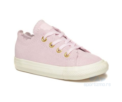CONVERSE PATIKE Chuck Taylor All Star Frilly Thrills Low Top