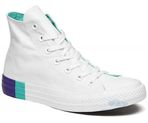 CONVERSE PATIKE Chuck Taylor All Star Color Block Hi