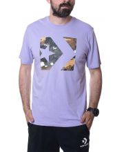CONVERSE MAJICA Star Chevron Camo Fill Box Tee Men
