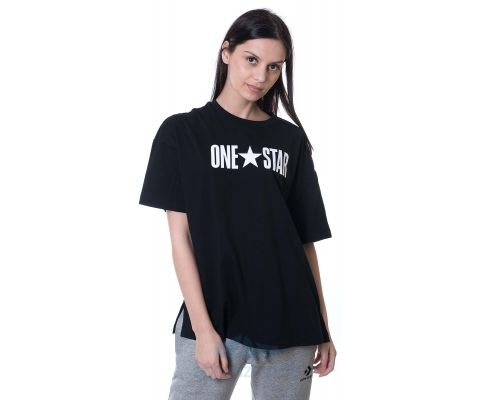 CONVERSE MAJICA One Star Printable Boxy Tee Women