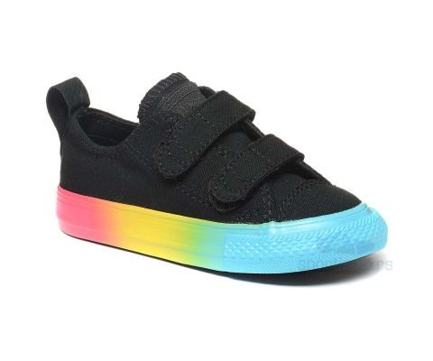 CONVERSE PATIKE Chuck Taylor All Star Rainbow Ice Kids