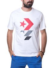 CONVERSE MAJICA Repeated Star Chevron Tee Men